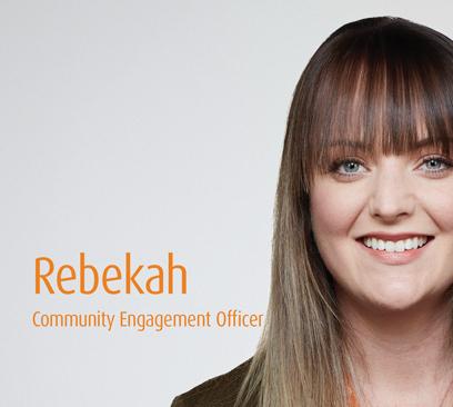 Photo of Rebekah Wissman