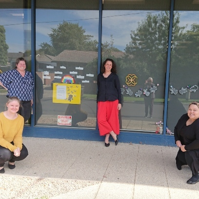 Photo of Home Care Frankston spread kindness with their community