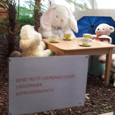 Photo of Teddy Bear Picnic at St Laurence Court