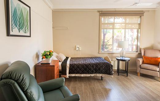 Lovell House Room