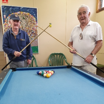 Photo of The St John's pool table finds a new lease on life