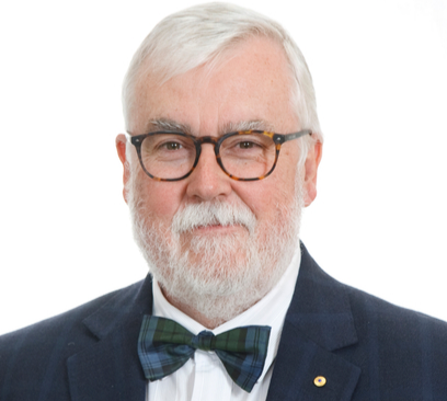 Photo of Associate Professor Michael Murray AM