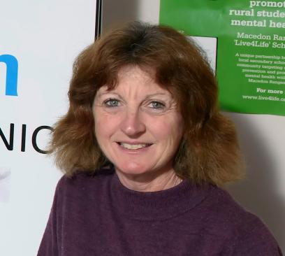 Photo of Sharon Wicks