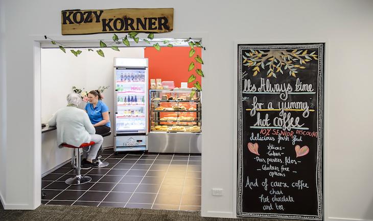 Kozy Korner Cafe